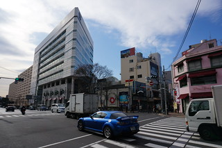 Hiroo crossing