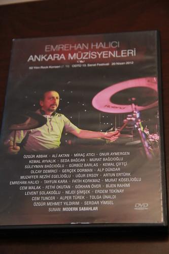 Emrehan Halıcı DVD