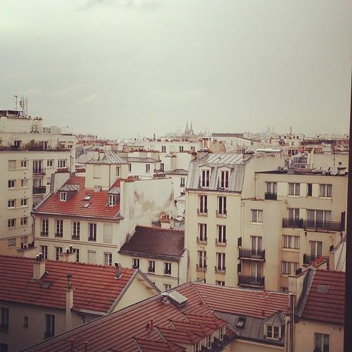 Bianco Parigi by la casa a pois