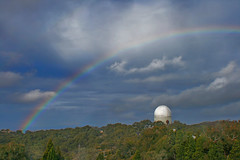 Rainbow over the AAT