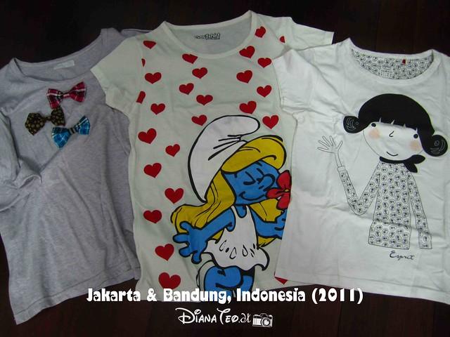 Jakarta & Bandung, Indonesia 2011 Travel Haul 01