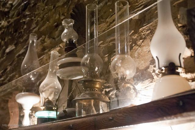 Robledillo de Gata - Museo del aceite