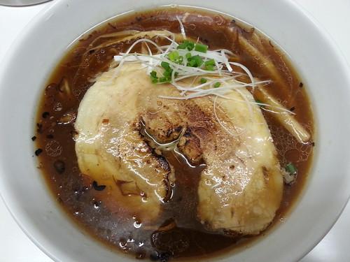 ra130120金時 源醤らぁ麺 麺少なめ