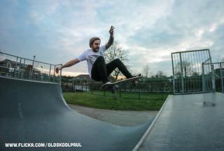 Dominic Kolodziej - Shifty Ollie @ Windsor