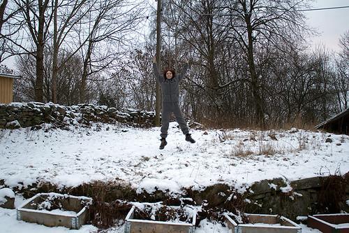 5) Jumping
