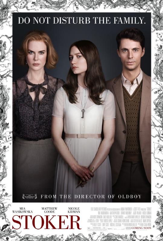 Stoker Poster 03