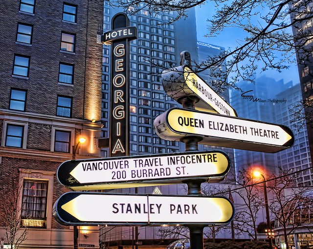 Downtown vancouver casino hotel