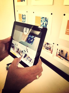 Indoor augmented reality, coming to @kptotalhealth via @brandnewschool