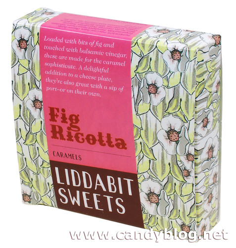 Liddabit Sweets Fig Ricotta