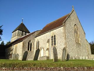 Sparsholt Church