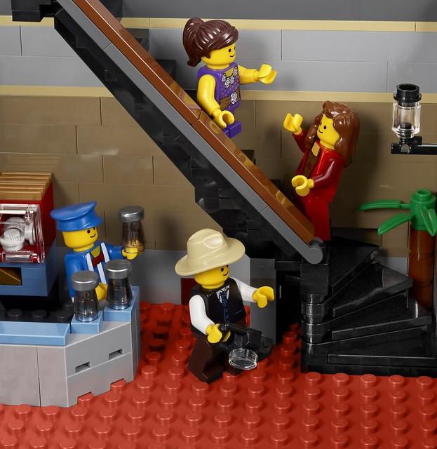 LEGO Creator Expert 10232 - Palace Cinema -Detail 17