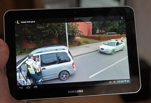 Google Maps Street View Lithuania!