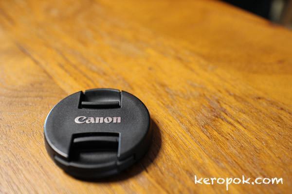 Canon EOS M Lens Cover