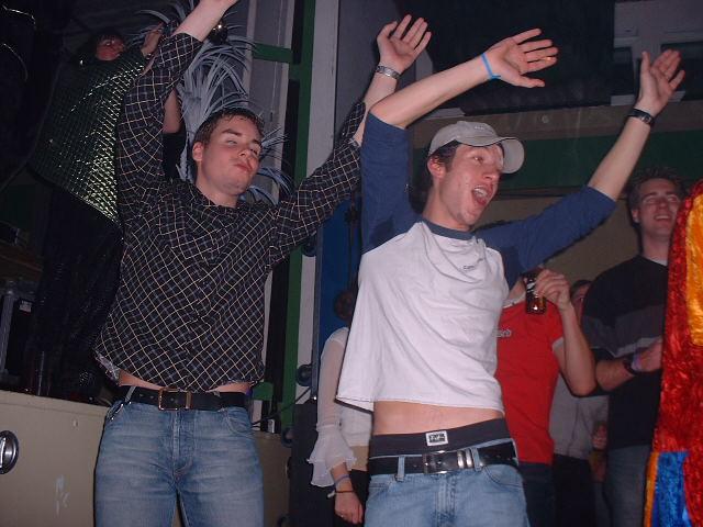 Fasnachts-Eröffnung 2001