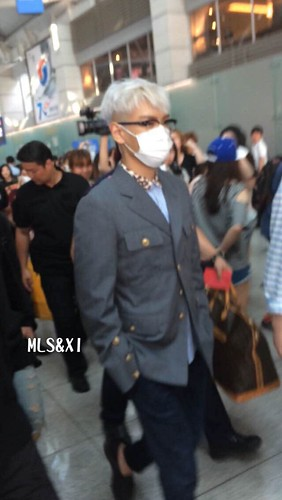 Big Bang - Incheon Airport - 07aug2015 - MyLadies - 03