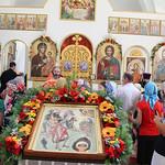 120-летие храма в Прасковеевке