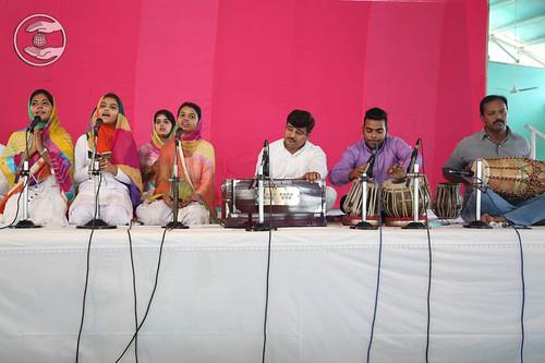 Avtar Bani by devotees from Patel Nagar, Delhi