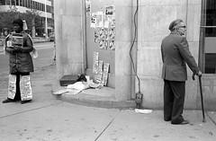 Yonge and Dundas, Toronto, 1983