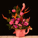 Trans-Seasonal Floral Design - Summer into Fall — Photo Courtesy The Rittners School of Floral Design, Boston