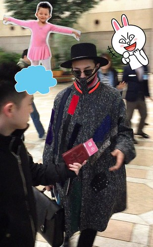 Big Bang - Gimpo Airport - 15jan2015 - G-Dragon - a081813 - 02