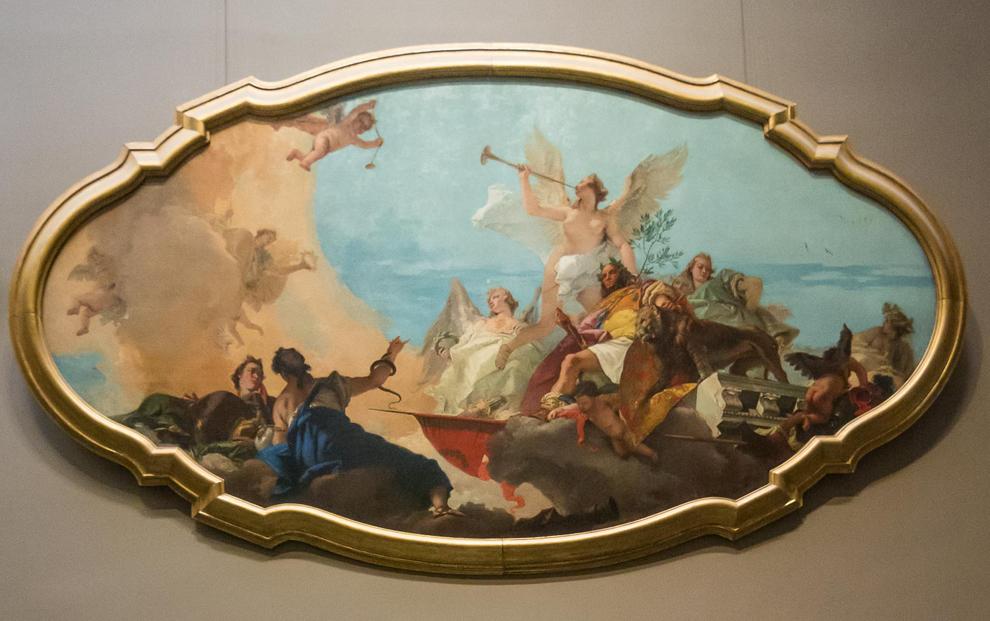 European paintings at the met