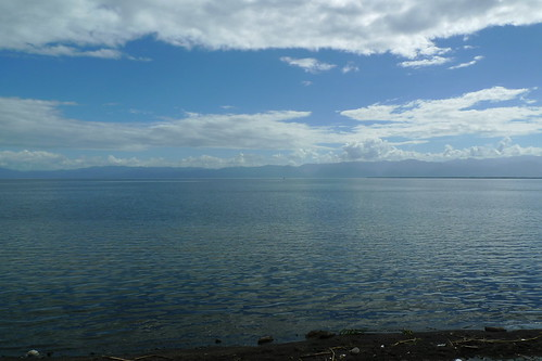 Lago Izabal - El Estor, Guatemala