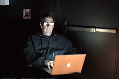 Backstage Preparations for Session 3   TEDxSanDiego …