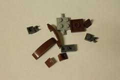 LEGO Star Wars 2012 Advent Calendar - Day 8: Vulture Droid