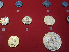 Gotha coin exhibit