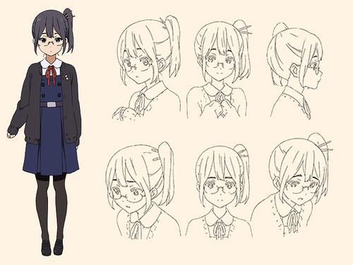121210(2) - 「京都動畫」2013年首部原創電視動畫《たまこまーけっと》(Tamako Market)追加3位主角造型與幕後代言人! (4/4)