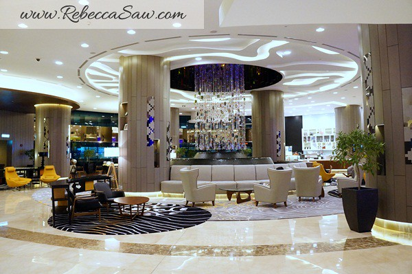 Le Meridien - New Lobby and Prime-002