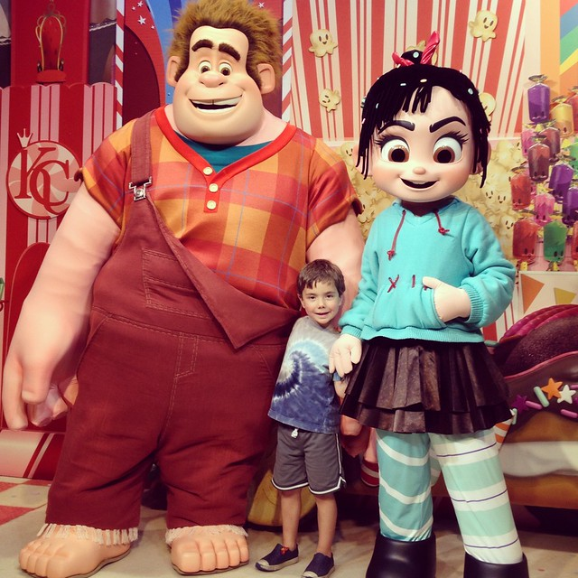 Wreck-It Ralph at Disney's Hollywood Studios