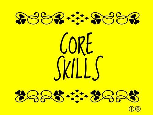 Buzzword Bingo: Core Skills