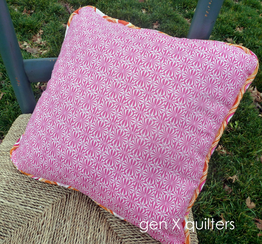 allotrope pillow back