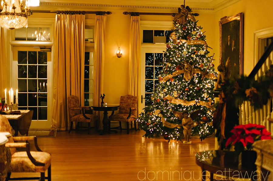 8263685011 964d6f9cf5 b Keswick Hall is magical at Christmas