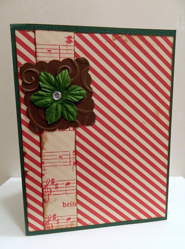 Christmas Swap Card From Kim