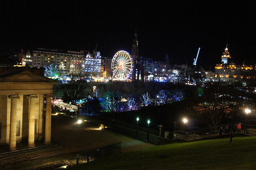 Edinburghs Christmas Fair