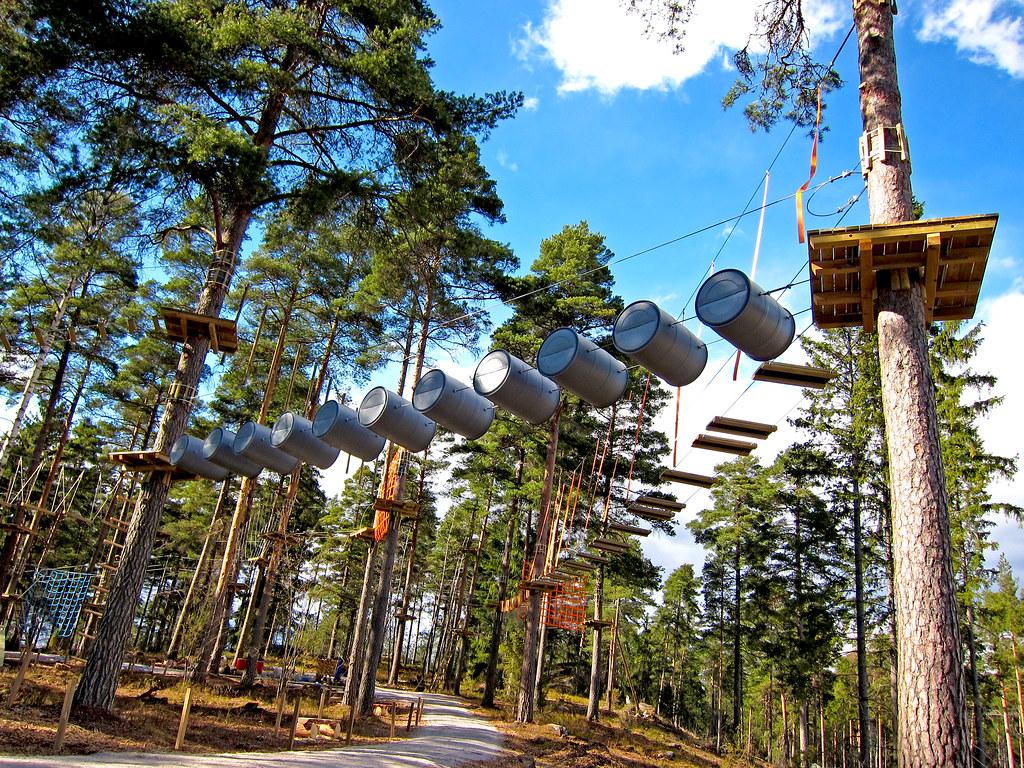 Seikkailupuisto Tampere