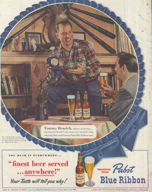 pabst-1950-tommy-heinrich