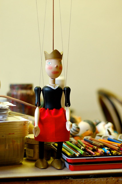 Marionette Making Prague 9