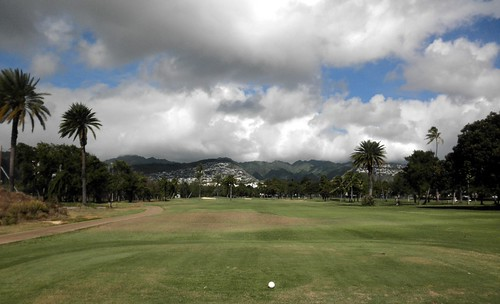 Ala Wai Golf Course 060b