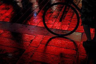 Red light zone