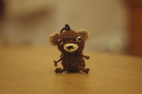 amigurumi #91 petit bear