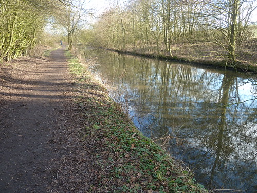 Cromford Canal ~ January 2011