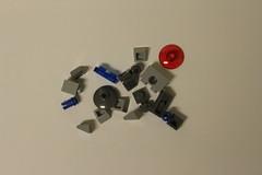 LEGO Star Wars 2012 Advent Calendar (9509) - Day 22: Darth Maul's Sith Infiltrator