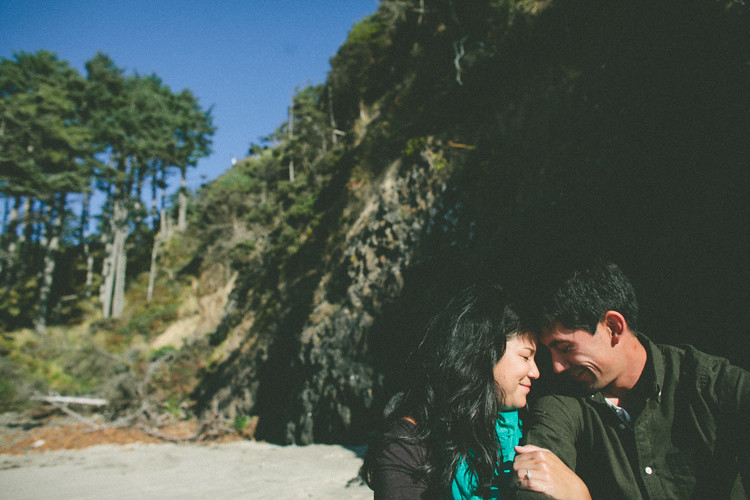 Oregon Coast // Kyle + Shannon