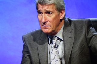 The Paxman stare