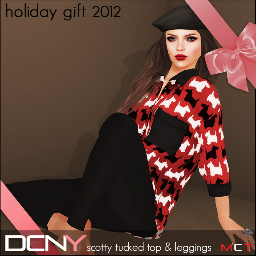 DCNY Holiday Gift 2012