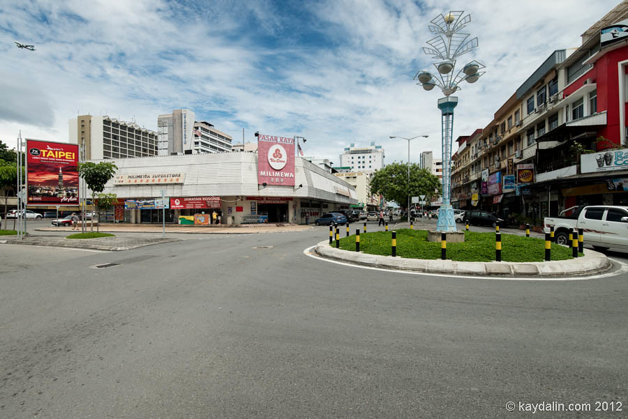 kota kinabalu street