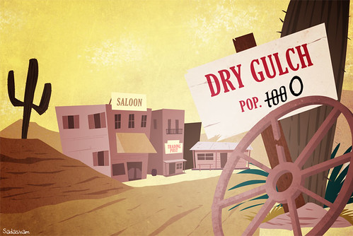 Dry Gulch: complete!